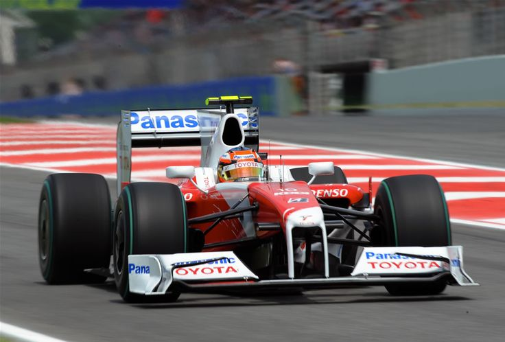 Images | Spanish GP 2009 | TOYOTA F1 TEAM official site