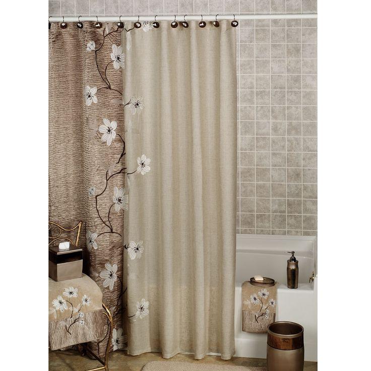 Gallery One  Apartment Bathroom Ideas Shower Curtain Subway Tile Bath Scandinavian Pics Photos Curtains Decorating ideas bathroom shower curtains home design curtain