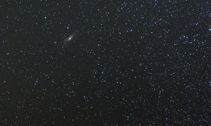 Бюджетная (и городская) deep sky астро фотография