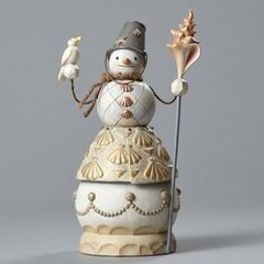Coastal Snowman - 4054606 $52.00
