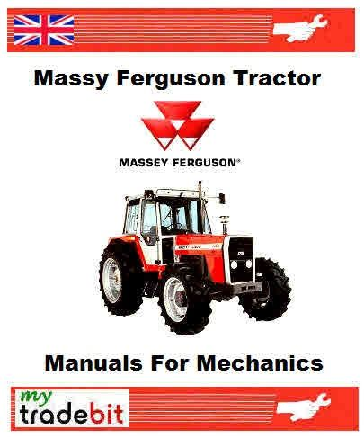 119 best vintage auto manual covers images on pinterest vintage massy ferguson 500 tractor service manual fandeluxe Choice Image
