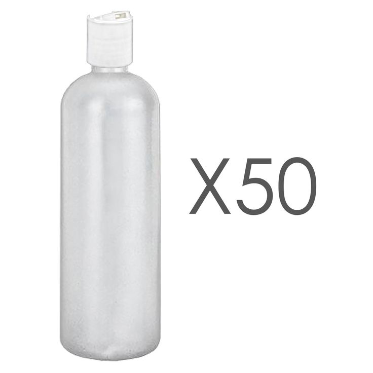 MoYo Natural Labs 16 oz Travel Containers, Empty Shampoo Bottle with Disc Caps, BPA Free HDPE Plastic Squeezable Toiletry/Cosmetics Bottle (50, Translucent White). BPA FREE 16 OZ LARGE BOTTLE HDPE Guaranteed Leak Proof 8 oz Bottles high quality hdpe bottles are built to be re-used often, resisting rot and other chemicals. HDPE creates no harmful emissions during its production or during use. Store and dispense natural soaps, lotions, shampoos, gels, massage oils, and other liquid…