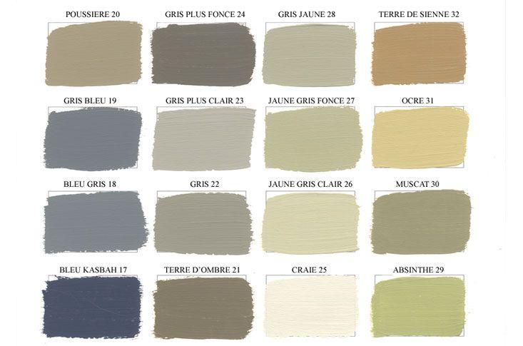 Emery & cie - Paints - Matt Paints - Colours - Matt - Page 02
