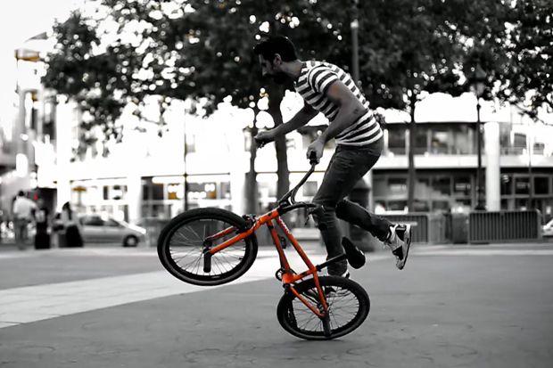 Alain Massabova: 40 Years in Paris BMX Video