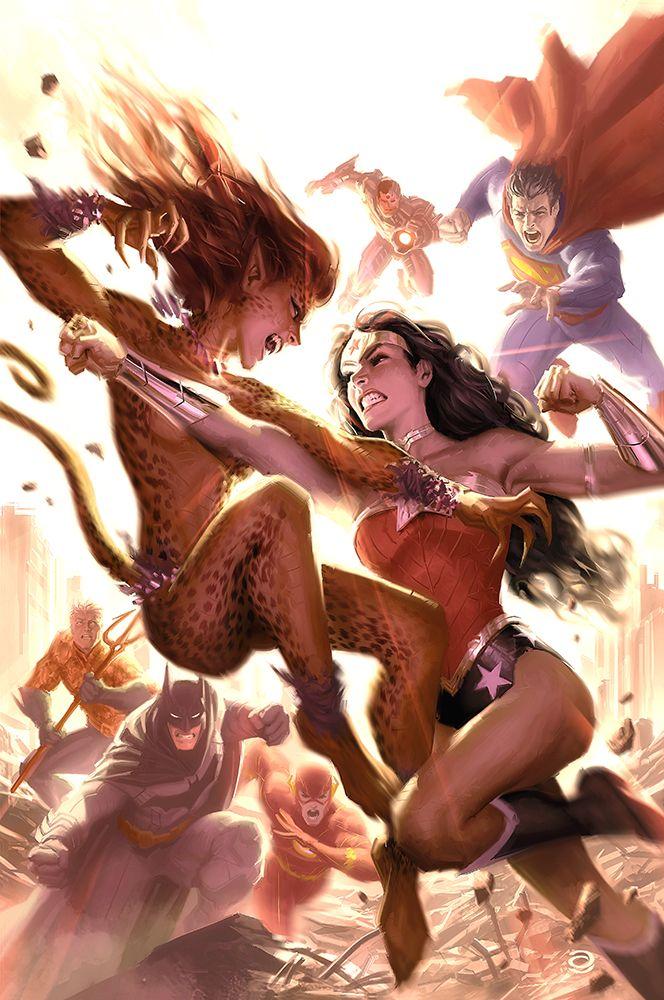 Justice League No.13 by AlexGarner on deviantART