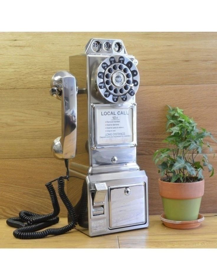 286 best Vintage Phones images on Pinterest | Vintage phones ...