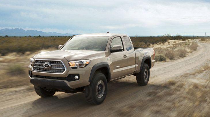 2016 Toyota Tacoma Review - Car Reviews Central