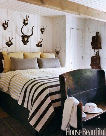 175 beautiful designer bedrooms to inspire you - Cabin Bedroom Decorating Ideas