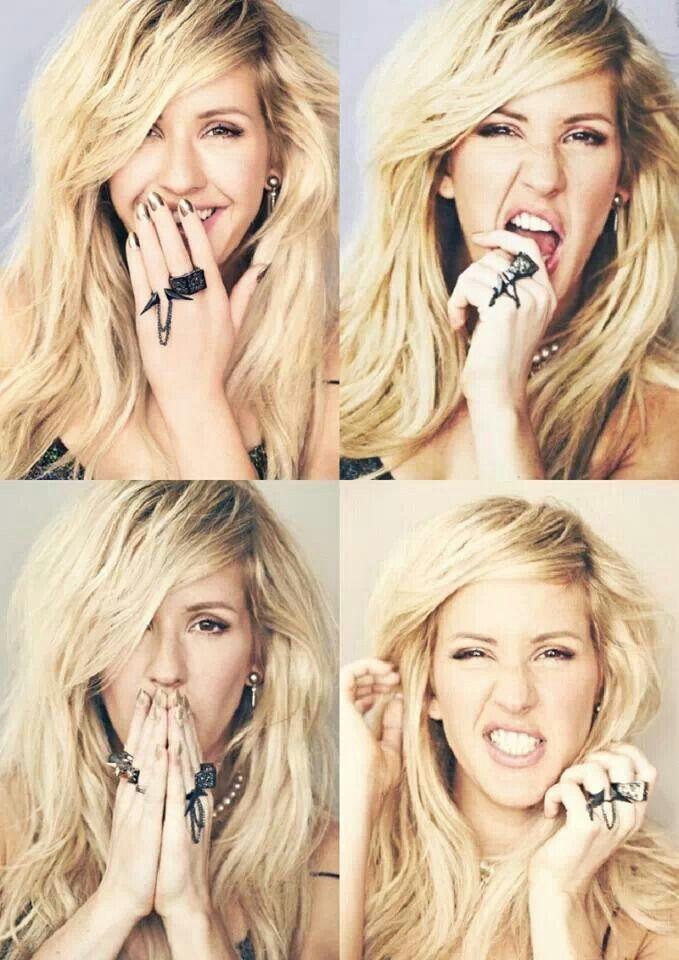 I think she is so cute and pretty a looooooove her voice. My new girl crush!