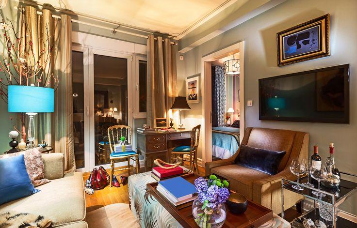 Sfeervol appartement decoratie pinterest klein appartement kleine appartementen en - Decoratie klein appartement ...