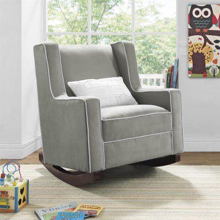 Home Glider Ottoman Rocking Chair Nursery Furniture