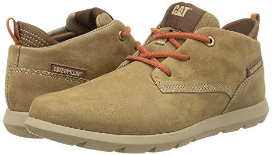 Brown Caterpillar CAT Roamer Mid Boots – Best Footwear