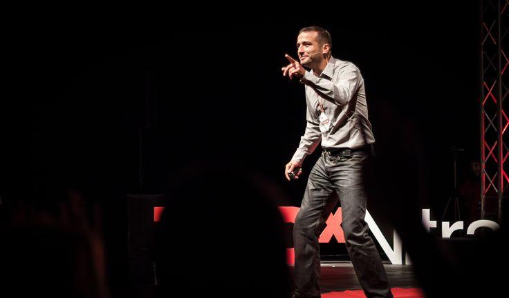 Rado Židek @ TEDxNitra 2013