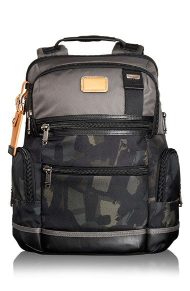 Tumi 'Alpha Bravo - Knox' Backpack available at #Nordstrom