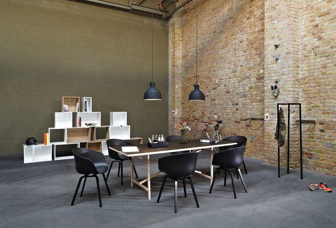 Journelles Maison: Designklassiker – der Eiermann Tisch