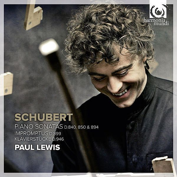 Schubert: Piano Sonatas D.840, 850 & 894, Impromptus D 899, Klavierstücke D 946-Paul Lewis-harmonia mundi