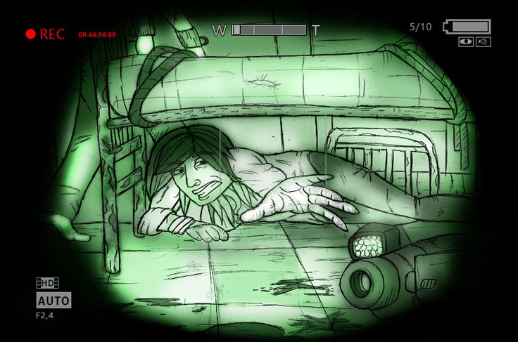 Me in outlast - fanart by Ccjay25.deviantart.com on @DeviantArt