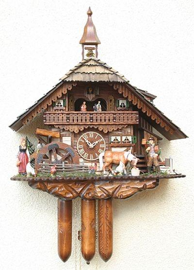Blackforest Chalet Cuckoo Clock