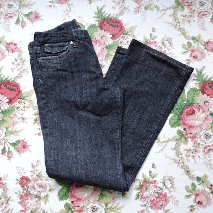 Kut from the Kloth Women Dark Wash Jeans Size 8 #KUTfromtheKloth #Relaxed
