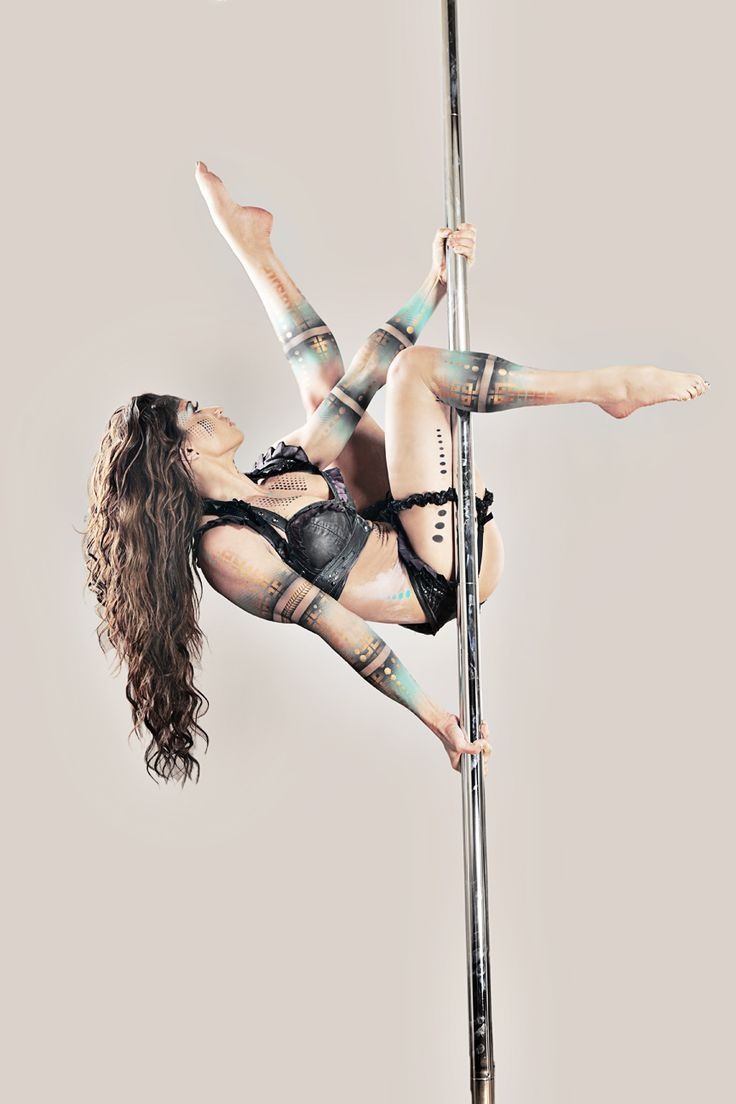 image Artwork pole dance ks
