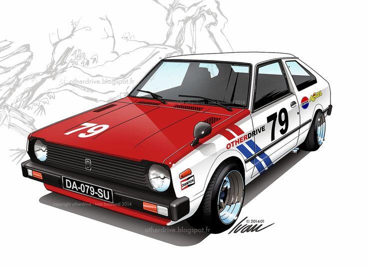 Datsun Cherry 1979
