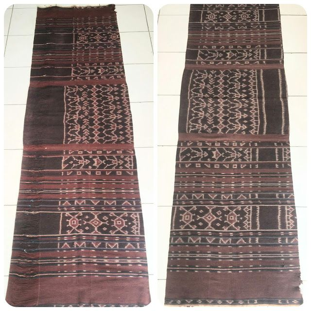 Zulki Textile's: Ikat lembata
