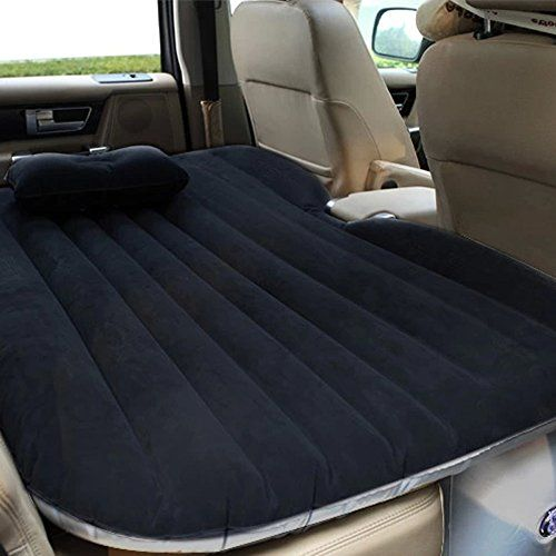 Blow Up Mattress To Sleep In Back Seat Of Car