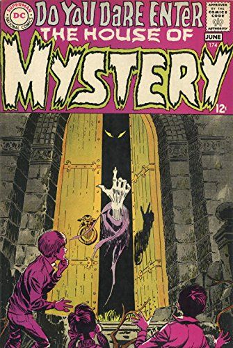 DC Horror: House of Mystery Vol. 1 - http://moviesandcomics.com/index.php/2017/04/30/dc-horror-house-of-mystery-vol-1/