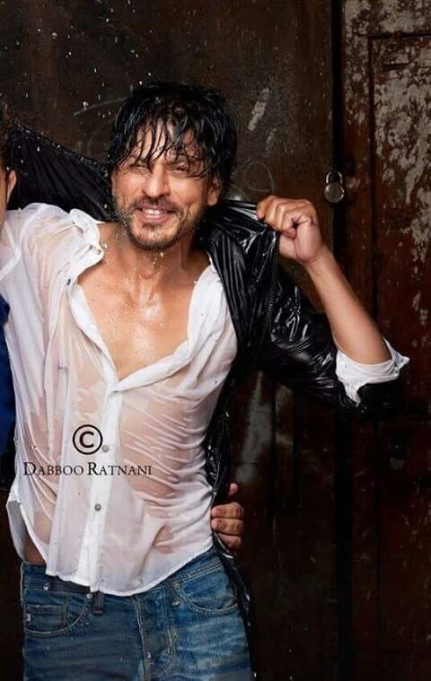 SRK for Daboo Ratani.