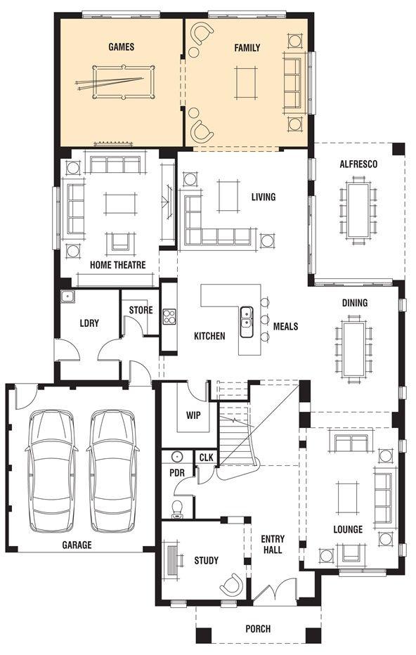 173 Best Images About Decor House Plans On Pinterest