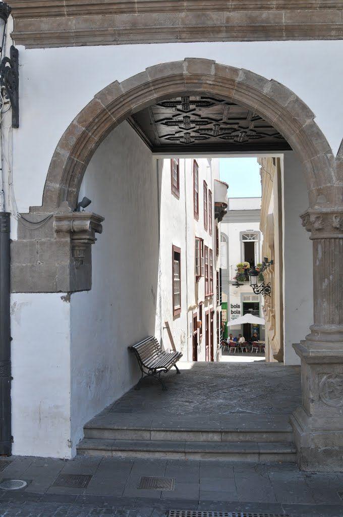 Santa Cruz de la Palma, Tenerife Spain