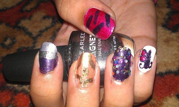 Elise Nail Polish - Nails Art Ideas