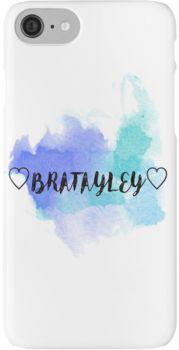 Bratayley Merc iPhone 7 Cases