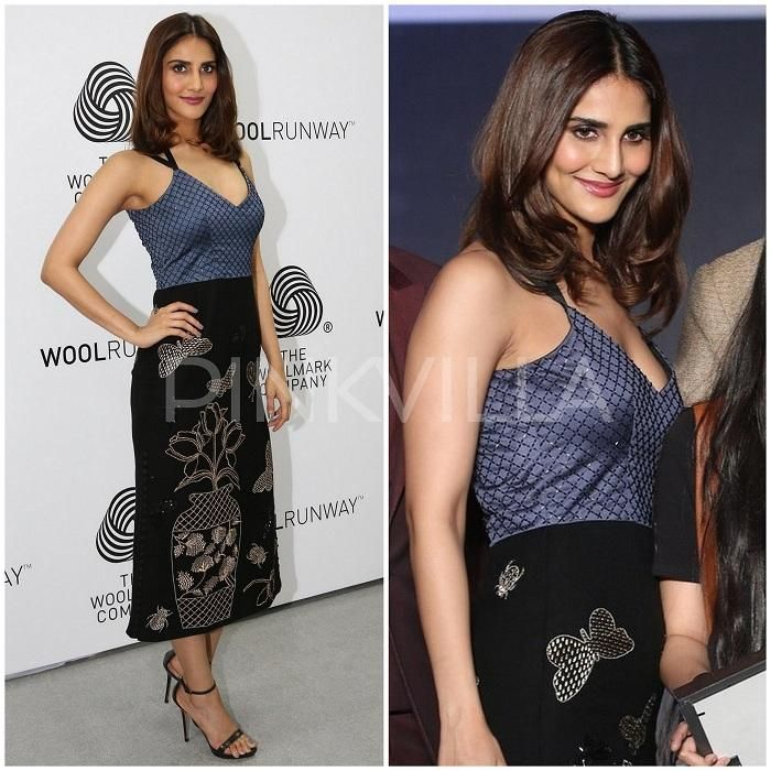Yay or Nay : Vaani Kapoor in Nachiket Barve