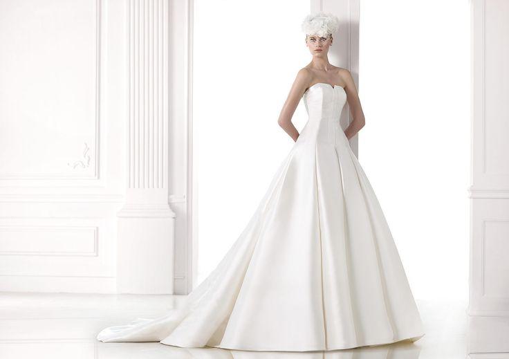 "Wedding Gowns 2015: 17 Best Images About ""Pronovias"" 2015 Wedding Dress"