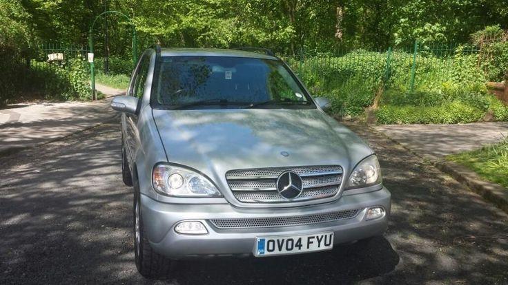 Mercedes-Benz M Class 2.7 ML270 CDI Inspiration 5dr | Leeds, West Yorkshire | Gumtree