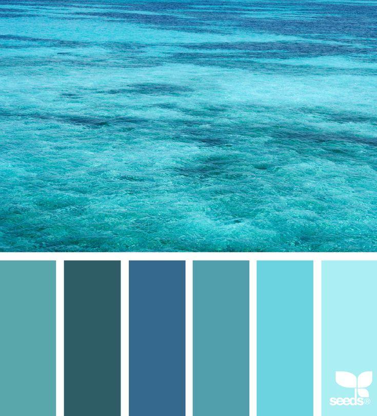 { color sea } | image via: @arasacud