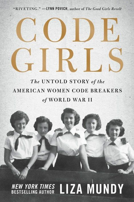140 best books worth reading images on pinterest clarice lispector code girls the untold story of the women cryptographers who fought wwii at the intersection fandeluxe Images