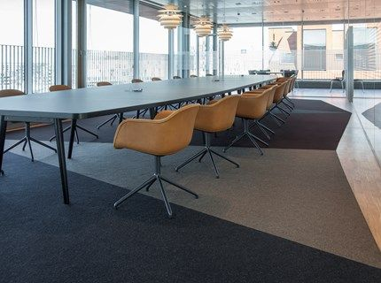 Fraster Felt Carpet Company domicil Copenhagen