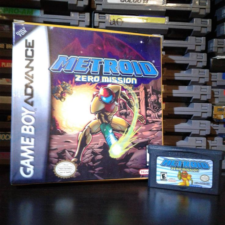 "Metroid Zero Mission on Nintendo Gameboy Advance this is a good remake of a first 1987 Nintendo Entertainment System or NES called ""Metroid"" with the Super Metorid style gameplay it has a map system unlike the original the story is the same. #metroidzeromission #nintendo #supermetroid #nesgames #nes #gameboy #nintendogameboyadvance #gaming�� #metroid #gaming #videogame #gamer #gamers #videogamer #videogames #playgames #playgame #good #games #playingvideogames #game #playinggames #retro…"