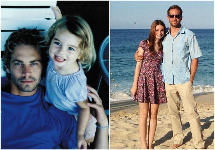 Paul Walker`s kid - daughter Meadow Walker