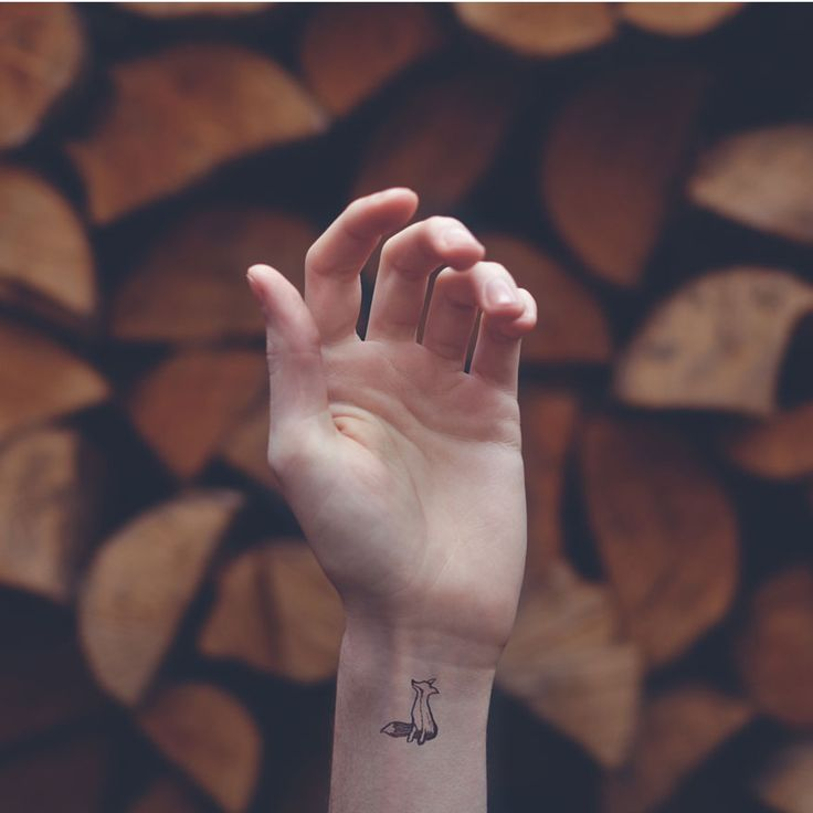 Tiny Tattoos Paired With Matching Backgrounds By Austin Tott   Bored Panda