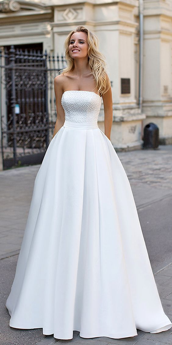 Gorgeous wedding dresses for this year