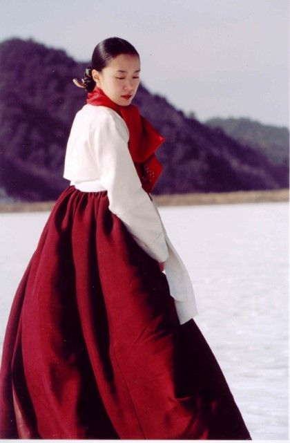"""Untold Scandal (Hangul: 스캔들 - 조선 남녀 상열지사; RR: Seukandeul - Joseon namnyeo sang'yeoljisa; lit. """"Scandal: The Love Story of Men and Women inJoseon"""") is a 2003 South Korean romantic drama film directed by E J-yong, and starring Bae Yong-joon, Jeon Do-yeon, and Lee Mi-sook. Loosely based on the 18th century French novel Les Liaisons dangereuses, this adaptation takes place in late 18th century Korea, during the Joseon dynasty. 전도연"""