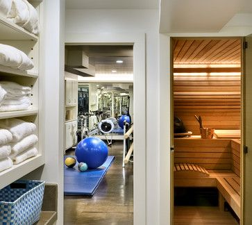 Gym Photos Hot Tub Design, Pictures, Remodel, Decor and Ideas - page 3