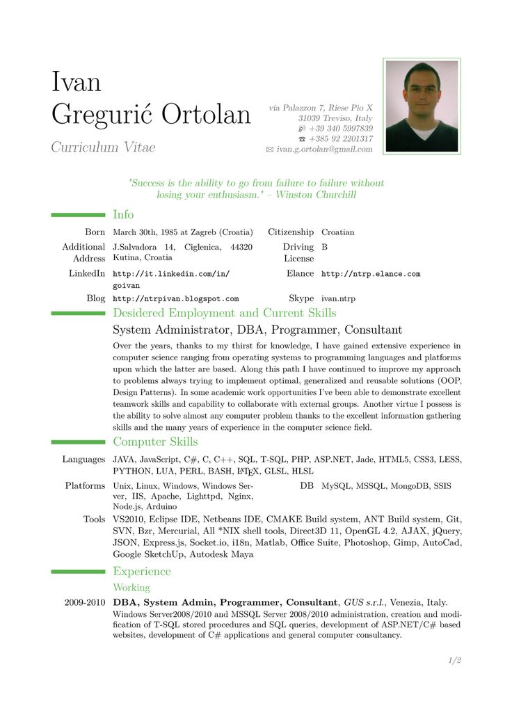 head of department cover letter - 17 best ideas about latex resume template on pinterest