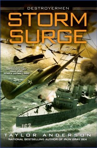 Storm Surge (Destroyermen, #8) by Taylor Anderson