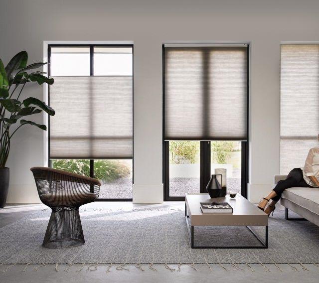 Duette Wabenplissee Leha Wohnen Innenfenster Fensterstile