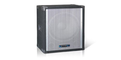 """Technical Pro MEGA1501 Carpeted 15-Inch Passive Subwoofer by Technical Pro. $141.82. Technical Pro is known to make speakers and subwoofers for all types of situations. The advanced technology and sturdy design will always provide you with the professional sound output you need for any type of live event or studio space. The Mega1501 Carpeted 15"""" Passive Subwoofer is a perfect choice for today's sound professional! In line with the same technology that can be found i..."""