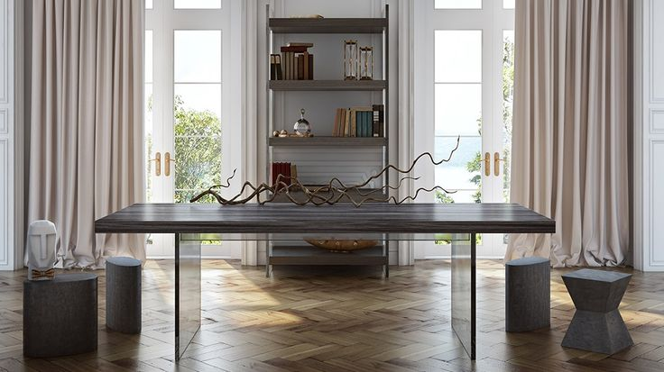 Berlin Table Will Meet Your Decor Needs And Provide Comfort In Any Space  From Dining Room